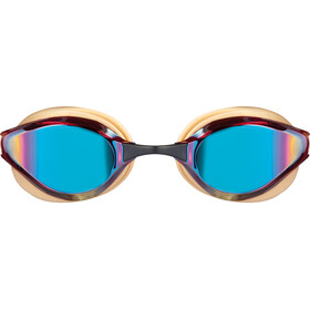 arena Python Mirror Goggles revo-gold